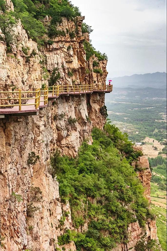 鲁山旅游  2018年9月8日(周六)至 至9月10日(周一) 鲁山阿婆寨风景区